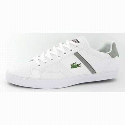 Chaussure Lacoste Pas Cher Homme